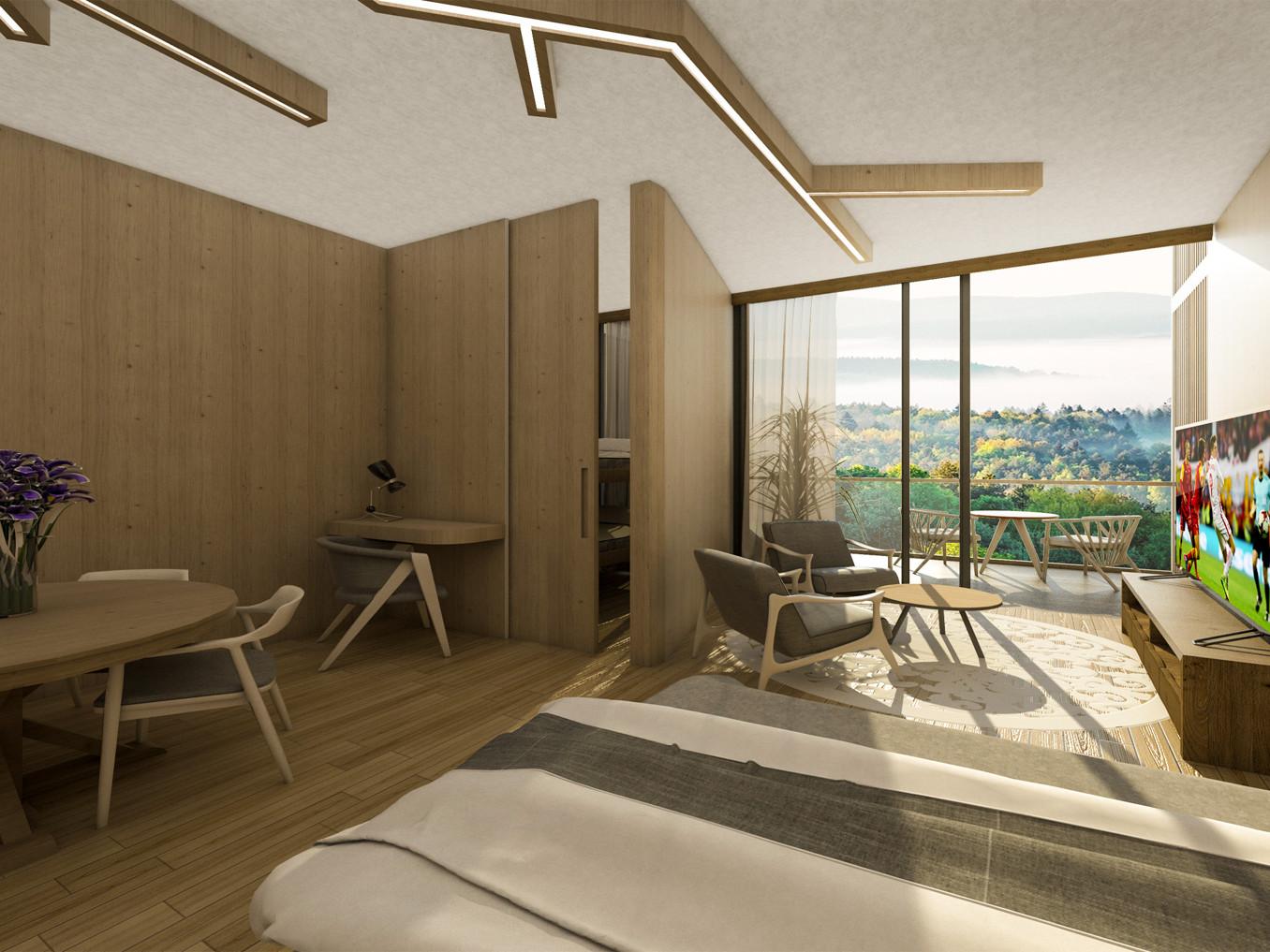 Duovita Smart Apartments wnętrze